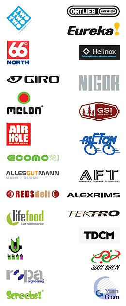 Equipment & Service Sponsors