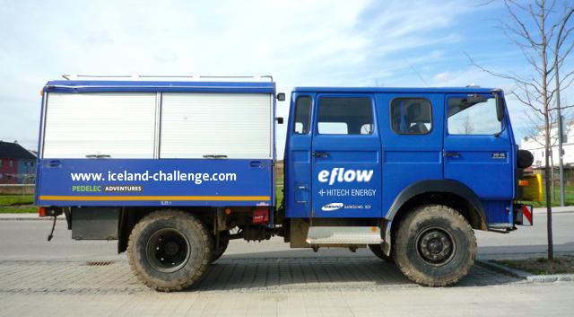 Iveco Magirus 4×4 Truck