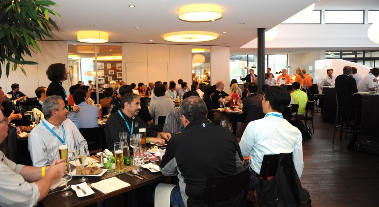 LEVA & ETRA Dinner at Eurobike 2012 (SB)